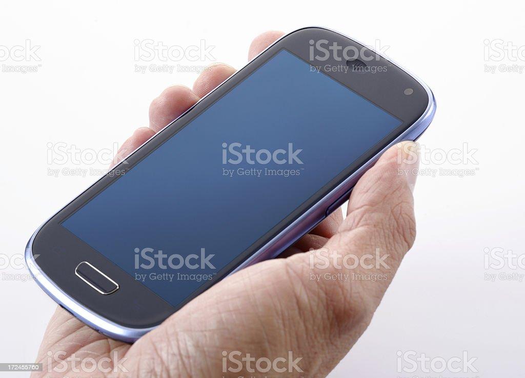 Smart Phone royalty-free stock photo
