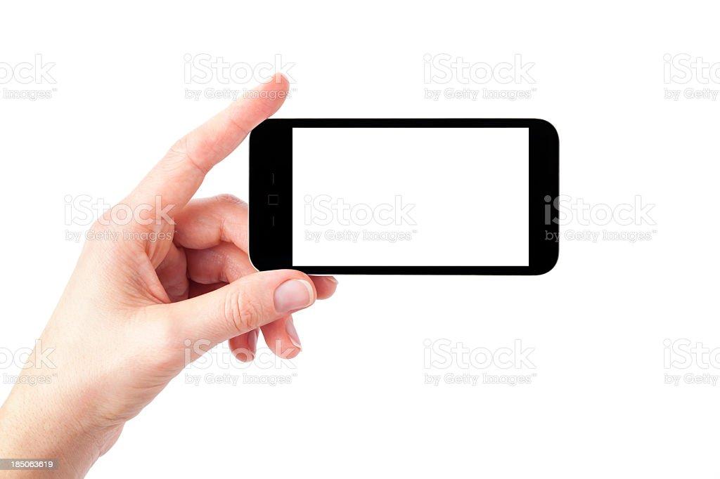 Smart phone - foto stock