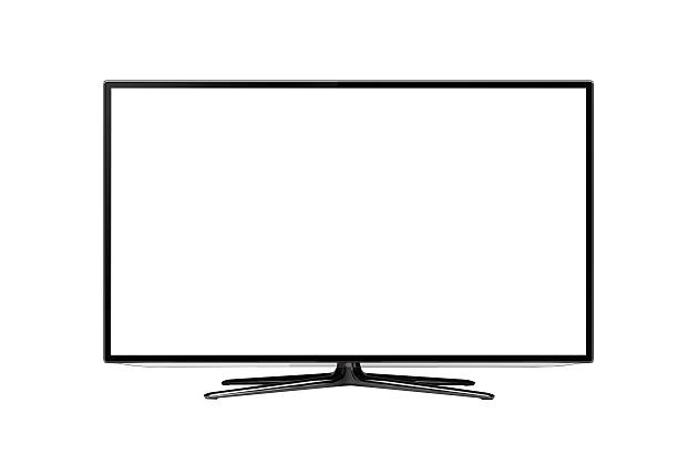 smart tv - flat screen stock photos and pictures
