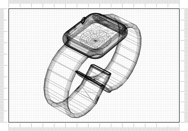 Smart Watch Blueprint – Foto