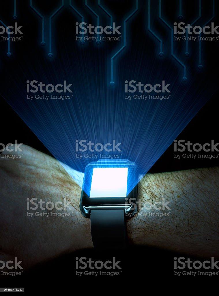 Smart Uhr Tech – Foto