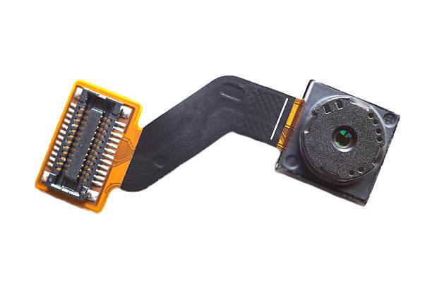 smartphone camera close-up - mondlandefähre stock-fotos und bilder