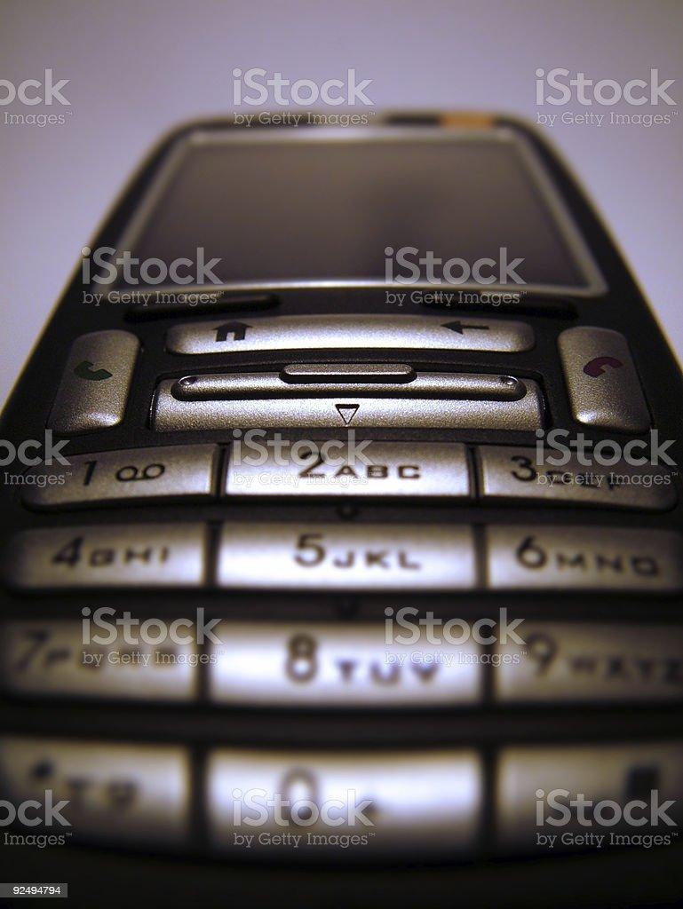 C500 SPV Smartphone royalty-free stock photo