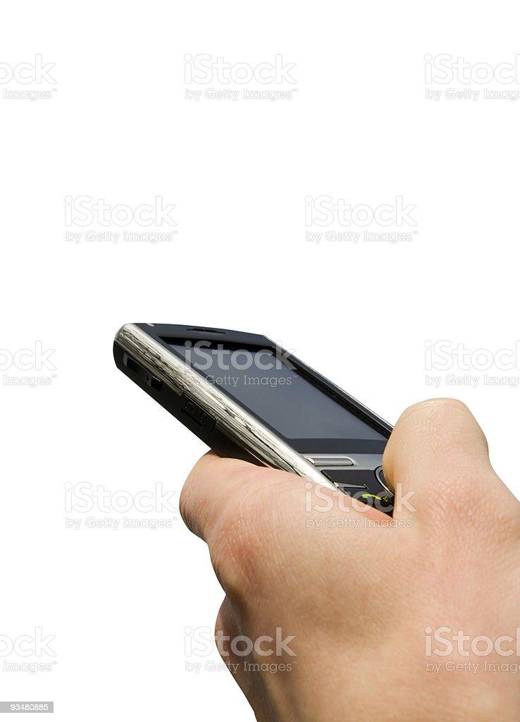 스마트폰 - 로열티 프리 남자 스톡 사진