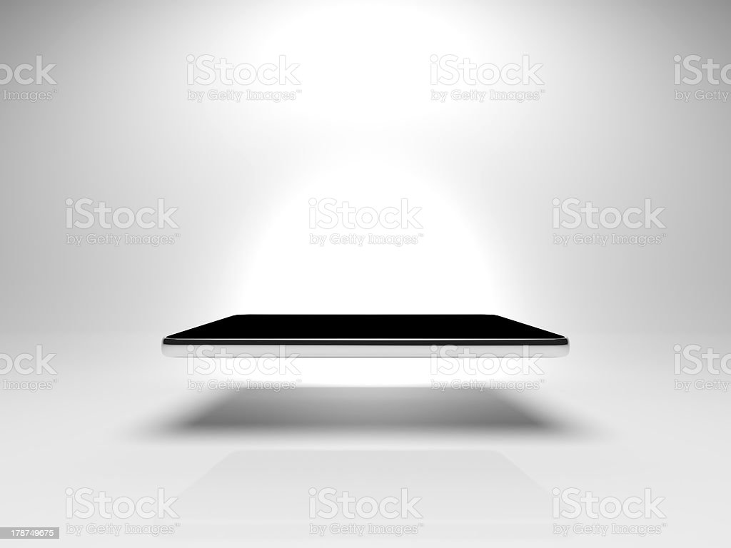 Smartphone Surface Background stock photo