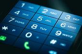 istock A smartphone touchscreen keypad 175379758