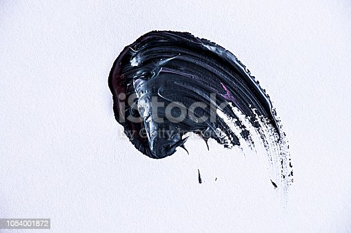 istock Smear of paint. 1054001872