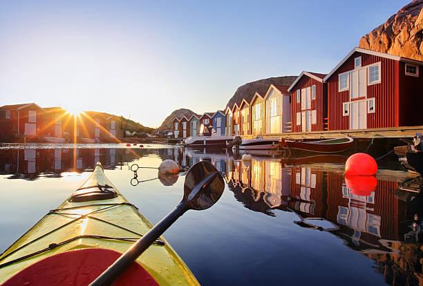 Smögen, Bohuslän, Sweden, Scandinavia stock photo