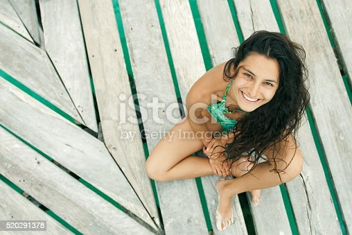 istock Smile is all you need. 520291378
