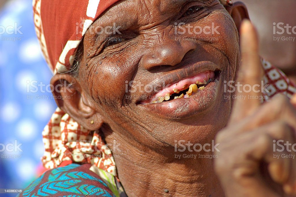 Smile of Life royalty-free stock photo