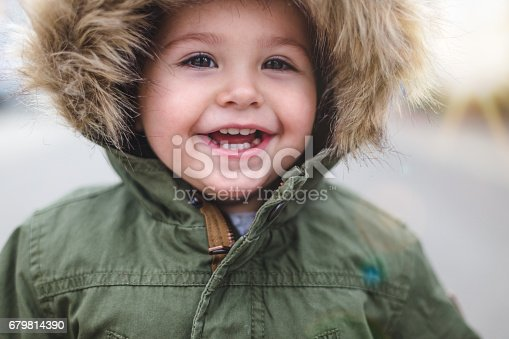 istock Smile of purity 679814390
