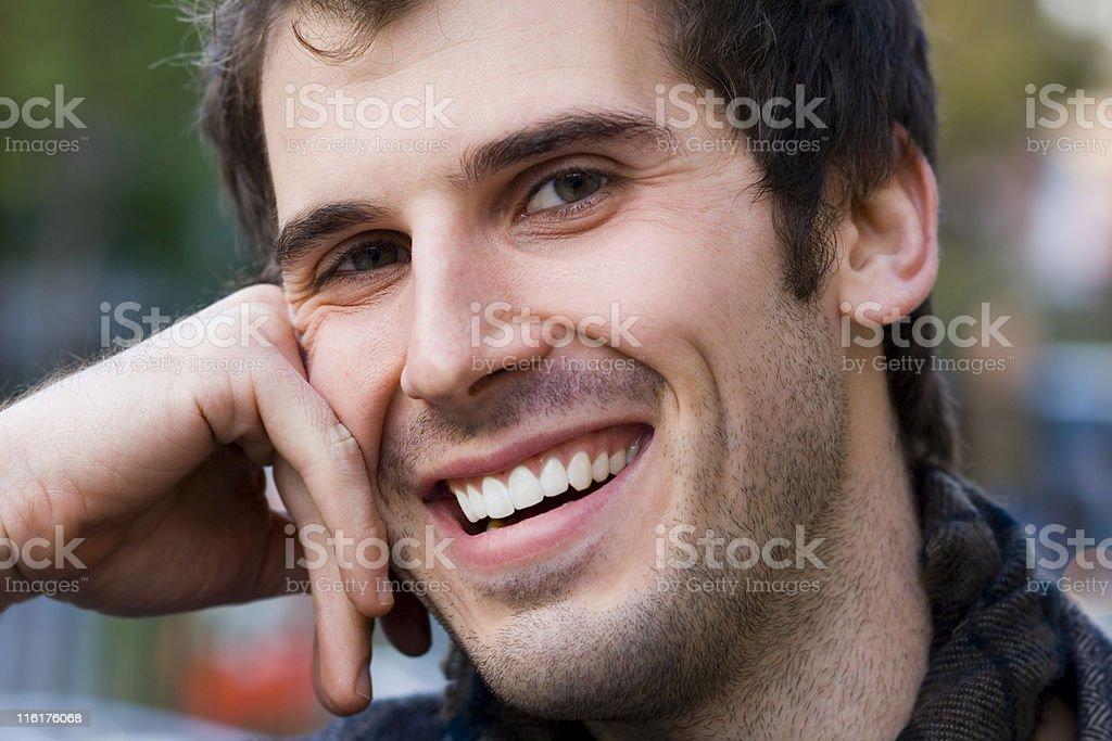 Smile royalty-free stock photo