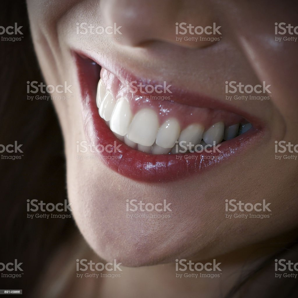 Smile! stock photo