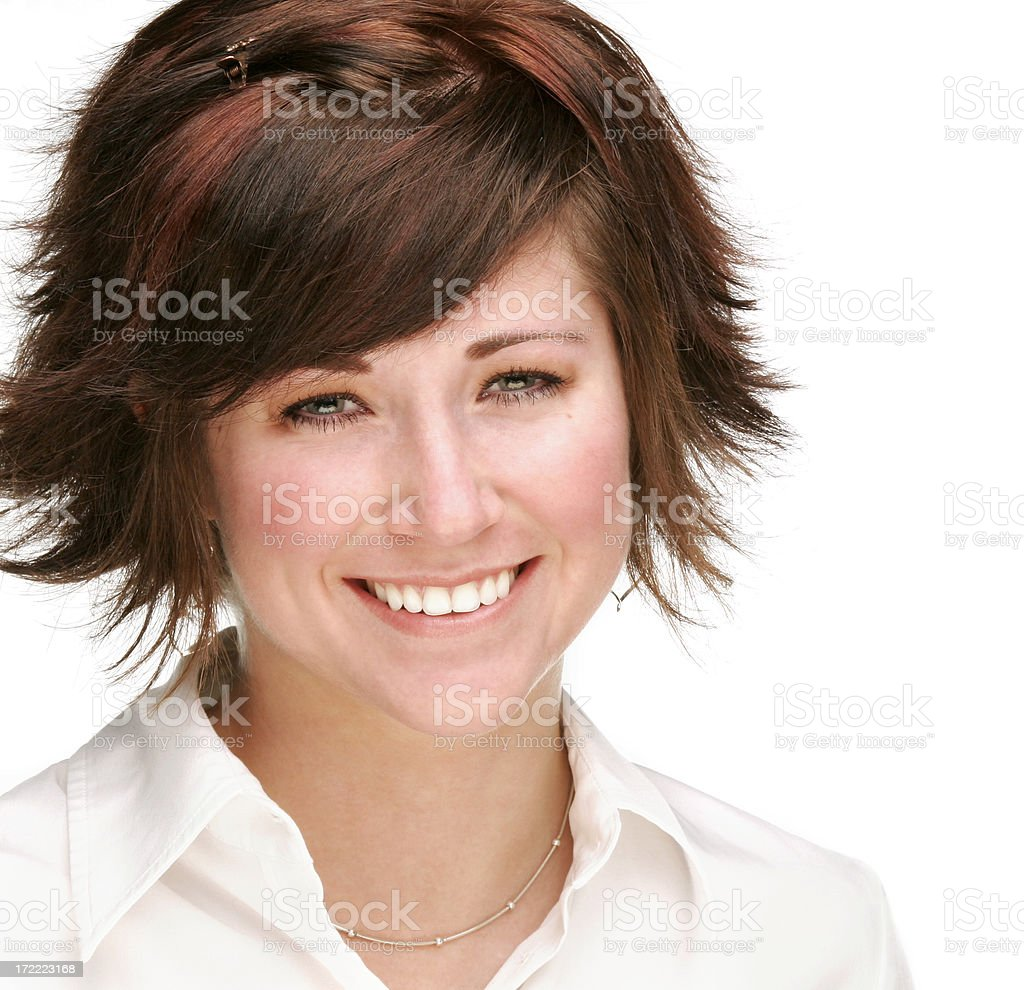 Smiles A8 royalty-free stock photo