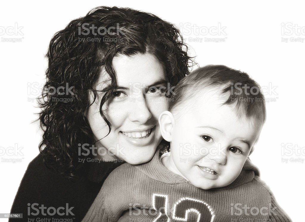 Smiles royalty-free stock photo