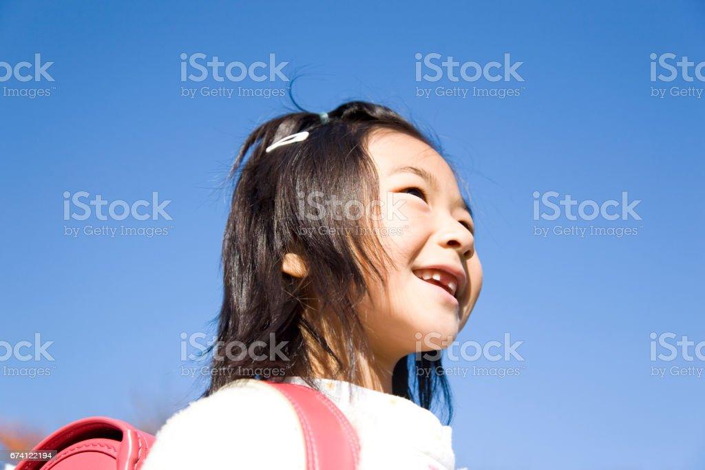 笑臉小學 免版稅 stock photo