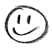 Smiley Face Drawing