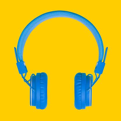 Smiley Shape Headphone