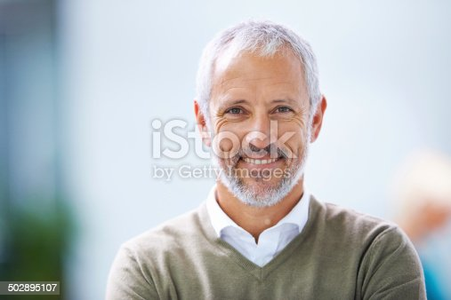 istock Smiling all the way to success 502895107