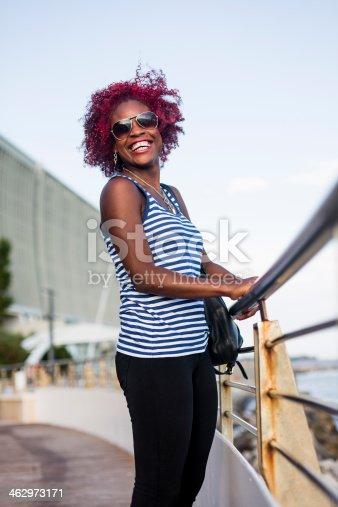 624206636istockphoto Smiling Brazilian woman 462973171