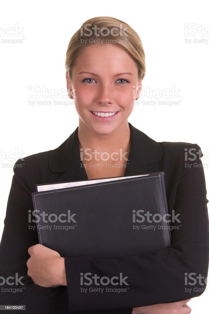 Lächeln Business Frau – Foto