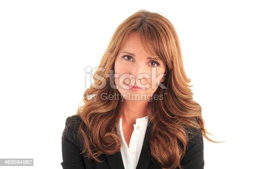 1150572074istockphoto Smiling businesswoman 469594582