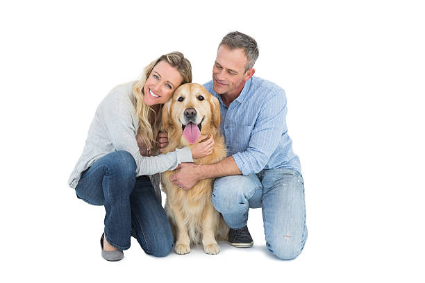 Smiling couple petting their golden retriever picture id518355355?b=1&k=6&m=518355355&s=612x612&w=0&h=onldrd4tmiu7kk4dvhobkcnp1laqg3kr32njxpx78gk=
