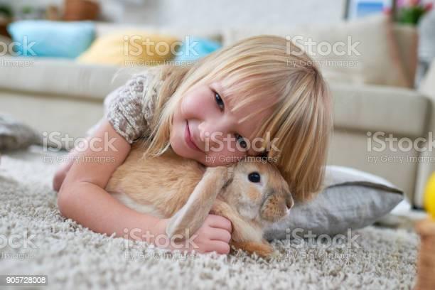 Smiling cute girl with easter bunny picture id905728008?b=1&k=6&m=905728008&s=612x612&h=mkfhkddap15oixweossbtmjr8gnmqoa5c3l5p 9xifc=