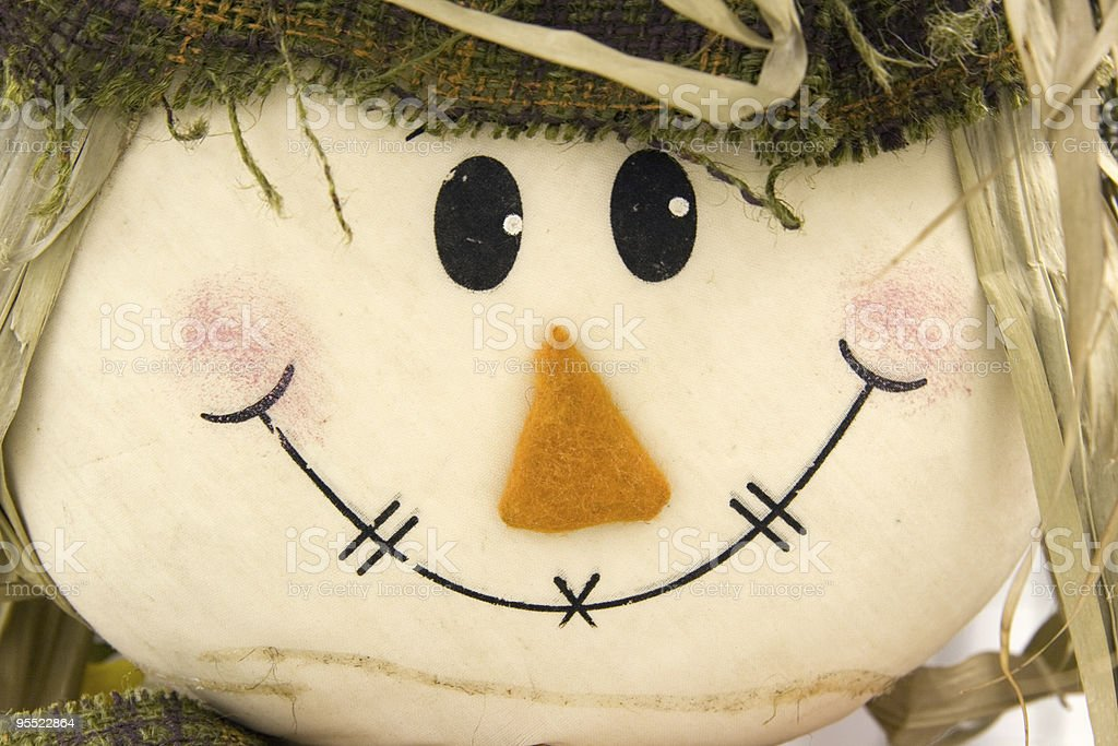 Rosto sorriso - foto de acervo