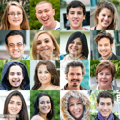 istock Smiling Faces 473784570