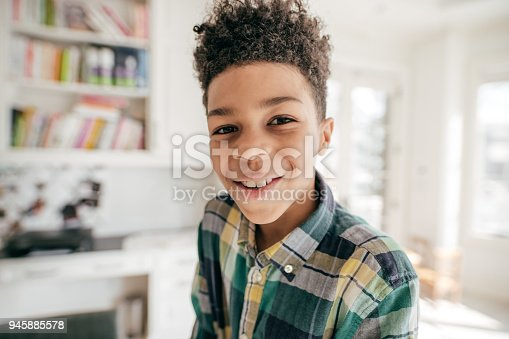 istock Smiling for a photo 945885578