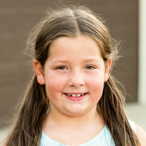 Chubby Little Girls Stock Photos, Pictures & Royalty-Free