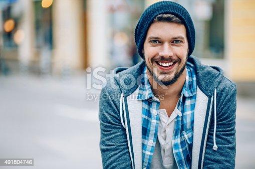 istock Smiling Man 491804746
