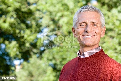istock Smiling man 532648357