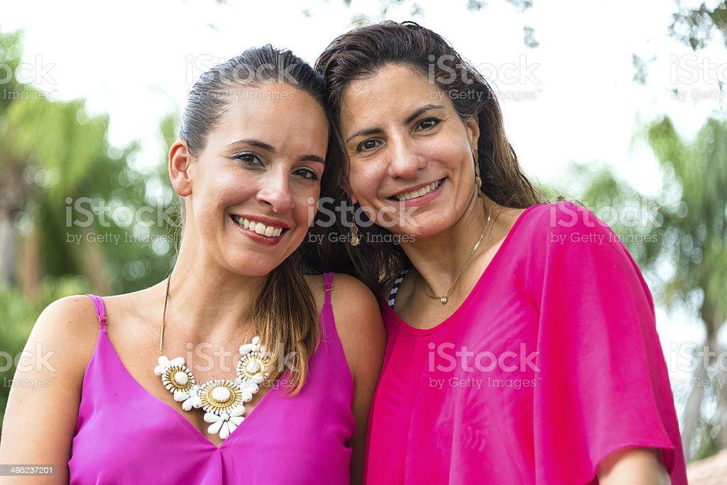 Mature puerto rican women