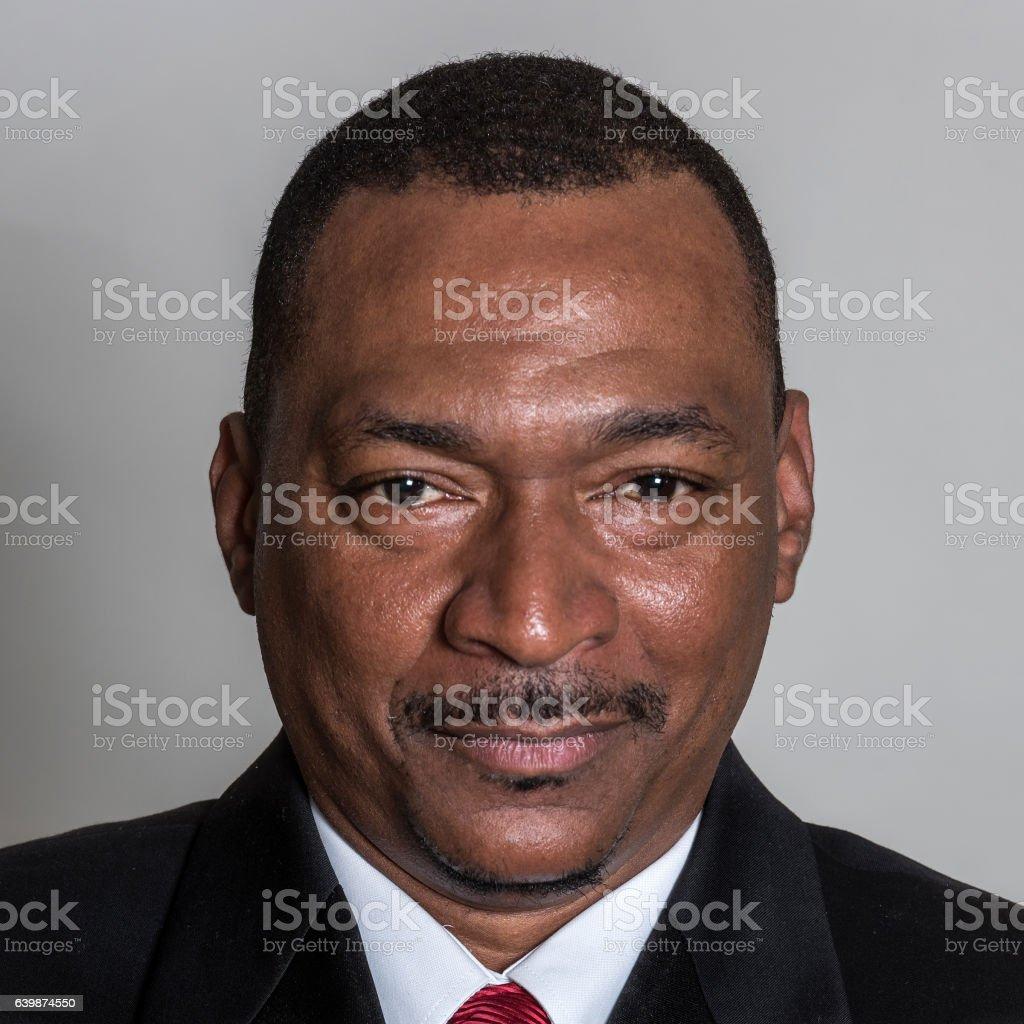 Older black male