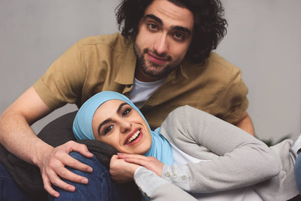 Best Muslim Couple Stock Photos, Pictures & Royalty-Free