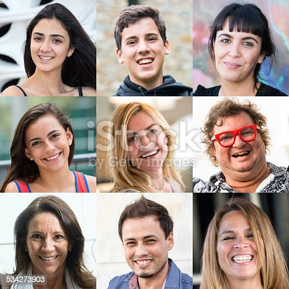 istock Smiling people 534273903