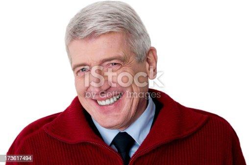 istock smiling senior man 173617494