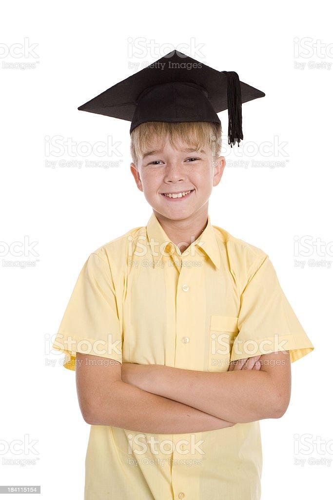 Lächelnd Student Lizenzfreies stock-foto