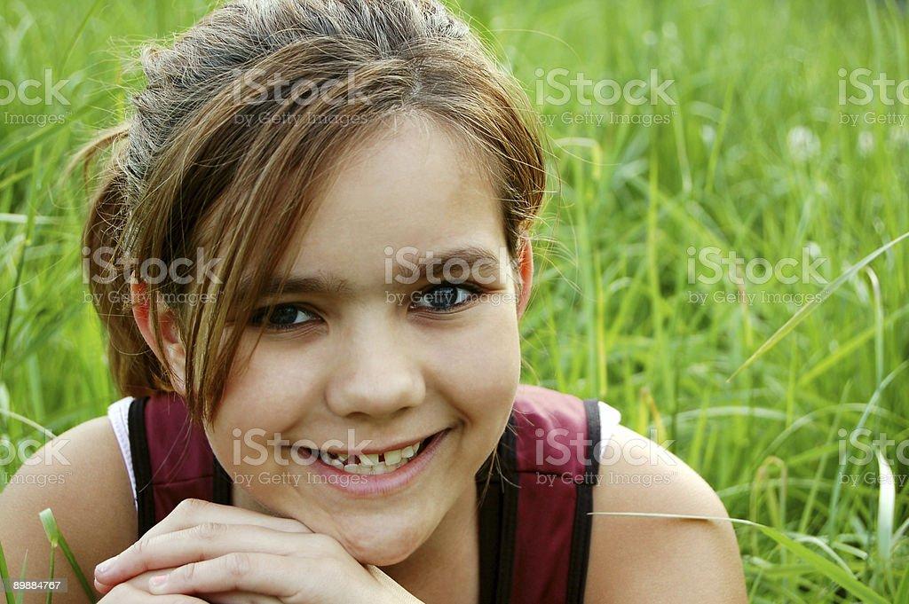 Sorridente ragazzi foto stock royalty-free