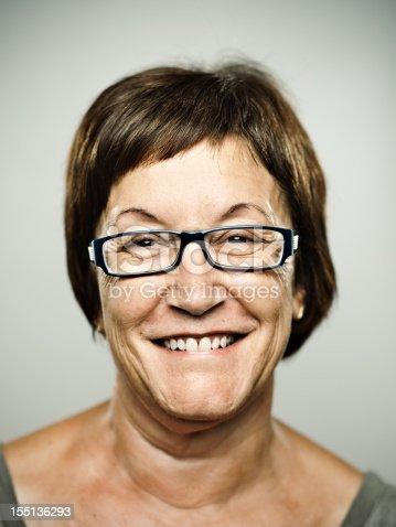 istock Smiling woman 155136293