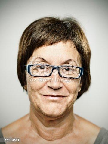 istock Smiling woman 167770811