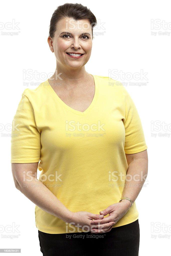 Free large mature woman