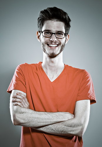 Smiling Young Man Stock Photo - Download Image Now
