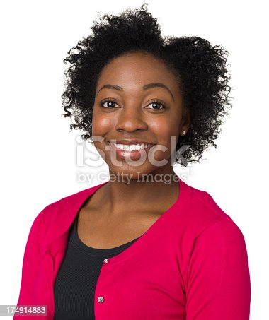 166407266istockphoto Smiling Young Woman Close Up Portrait 174914683