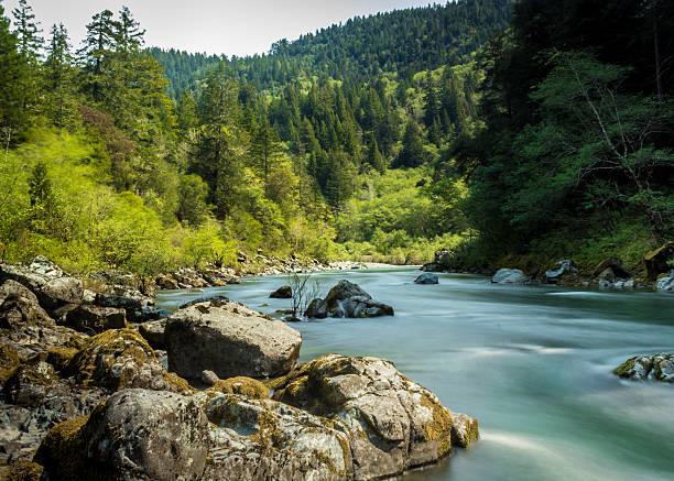 Smith River, Del Norte County, Kalifornien, USA  – Foto