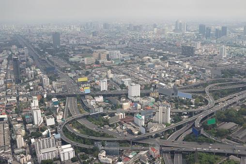 istock Smog over Bangkok 467467406