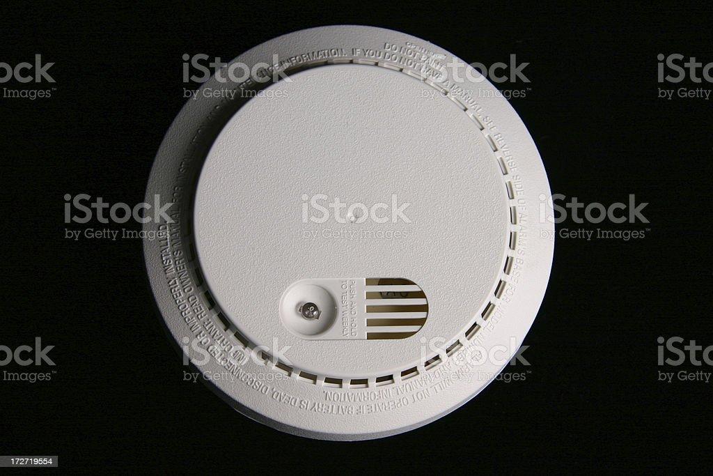 Smoke Alarm royalty-free stock photo