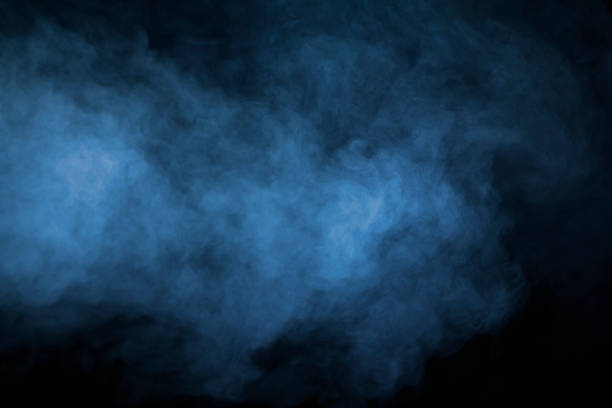 smoke and fog background - paranormal stock photos and pictures